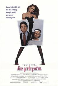 She's Out of Control (1989) 1080p Poster