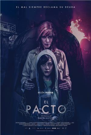 The Pact (2018) 1080p Poster