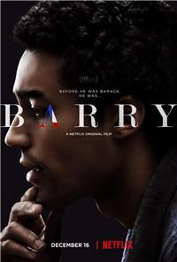 Barry (2016) 1080p Poster