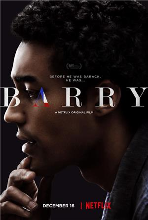 Barry (2016) Poster