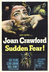 Sudden Fear (1952) 1080p Poster