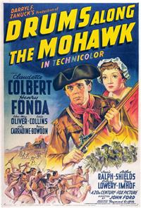 Drums Along the Mohawk (1939) 1080p Poster