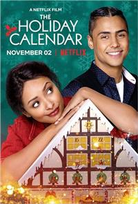 The Holiday Calendar (2018) 1080p Poster