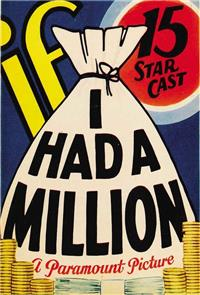 If I Had a Million (1932) Poster