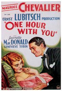 One Hour with You (1932) 1080p Poster