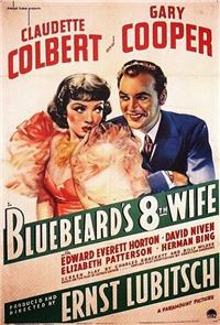 Bluebeard's Eighth Wife (1938) 1080p Poster