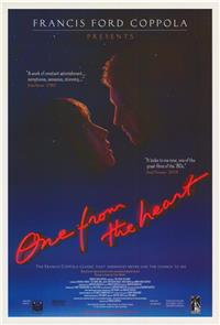 One from the Heart (1982) 1080p Poster
