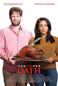 The Oath (2018) 1080p Poster