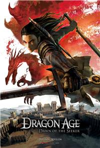 Dragon Age: Dawn of the Seeker (2012) 1080p Poster