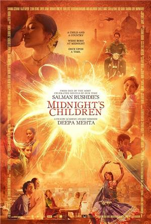 Midnight's Children (2012) 1080p Poster