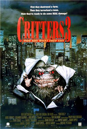 Critters 3 (1991) 1080p Poster