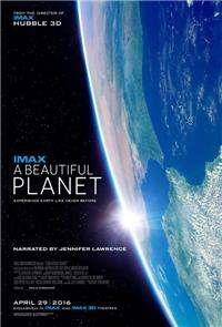 A Beautiful Planet (2016) 1080p Poster