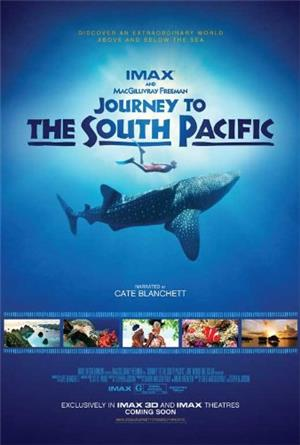 Journey to the South Pacific (2013) 1080p Poster
