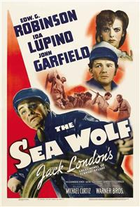 The Sea Wolf (1941) 1080p Poster