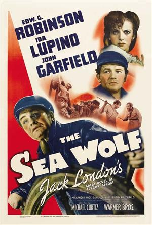 The Sea Wolf (1941) Poster