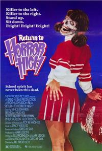 Return to Horror High (1987) Poster