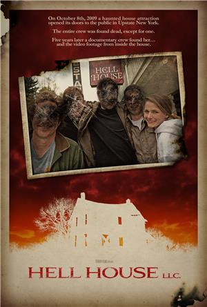 Hell House LLC (2015) 1080p Poster