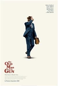 The Old Man & the Gun (2018) 1080p Poster