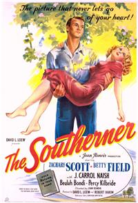 The Southerner (1945) Poster