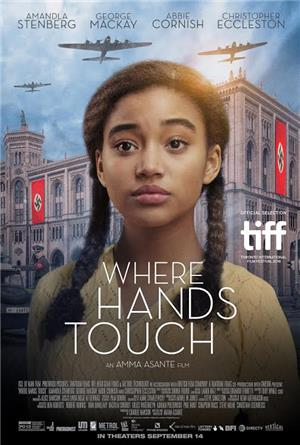 Where Hands Touch (2018) Poster