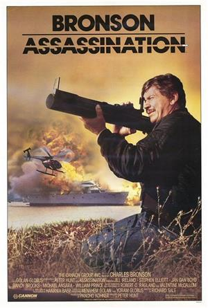 Assassination (1987) Poster
