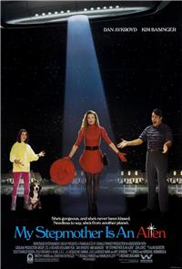 My Stepmother is an Alien (1988) 1080p Poster