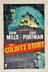 The Colditz Story (1955) Poster