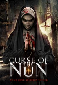 Curse of the Nun (2018) 1080p Poster