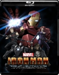 Iron Man: Rise of Technovore (2013) 1080p Poster
