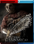 Texas Chainsaw (2013) 3D Poster
