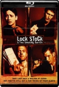 Lock, Stock and Two Smoking Barrels (1998) 1080p Poster