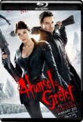 Hansel and Gretel: Witch Hunters (2013) 1080p Poster