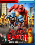 Escape from Planet Earth (2013) 3D Poster