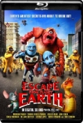 Escape from Planet Earth (2013) 1080p Poster