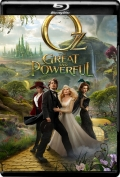 Oz the Great and Powerful (2013) 1080p Poster