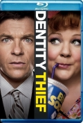 Identity Thief UNRATED (2013) Poster
