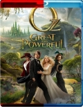 Oz the Great and Powerful (2013) 3D Poster