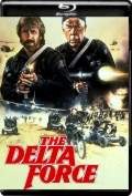The Delta Force (1986) 1080p Poster