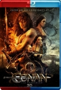Conan the Barbarian (2011) 3D Poster