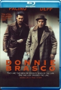 Donnie Brasco (1997) Poster