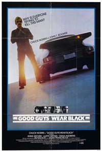 Good Guys Wear Black (1978) 1080p Poster