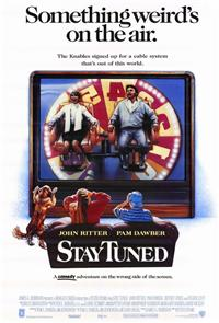 Stay Tuned (1992) 1080p Poster