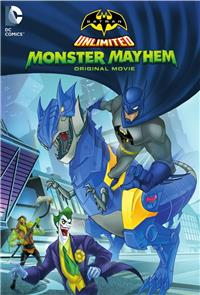 Batman Unlimited: Monster Mayhem (2015) Poster