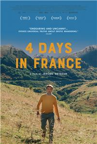 4 Days in France (2016) Poster