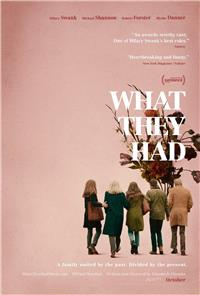 What They Had (2018) 1080p Poster