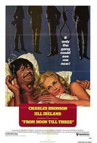 From Noon Till Three (1976) Poster
