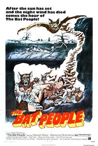 The Bat People (1974) 1080p Poster