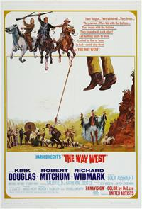 The Way West (1967) Poster