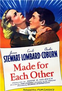 Made for Each Other (1939) Poster