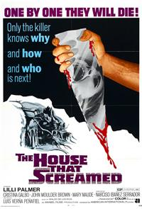 The House That Screamed (1970) 1080p Poster